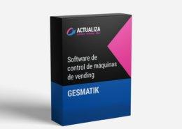 Gesmatik software de gestión de máquinas de vending