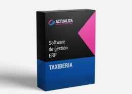 Taxiberia Software de gestión ERP