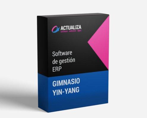 Gimnasio Yin-Yang Software de gestión ERP