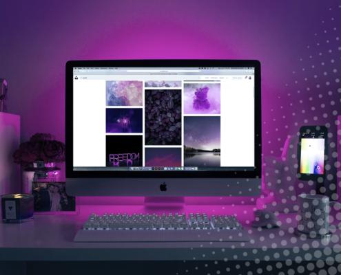 Fotografías gratis para crear tu página web